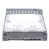 HP 1TB SAS hard drive - 7.200 RPM, 3.5-inch Large Form Factor (LFF) - For use in P2000 SAS Disk Arrays 605474-001