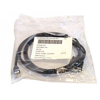 Кабель HP Serial interface cable - Male DB-9 connector to male RJ-45 connector - 2.4m (8ft) long 316131-001