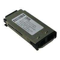 Transceiver GBIC IBM [JDS Uniphase] SOC-1063N 1,063Gbps Short Wave 850nm 550m Pluggable FC 234456-003