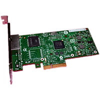 Сетевая Карта IBM (Intel) i340-T2 Dual Port Server Adapter i82571EB 2х1Гбит/сек 2xRJ45 LP PCI-E4x 49Y4232