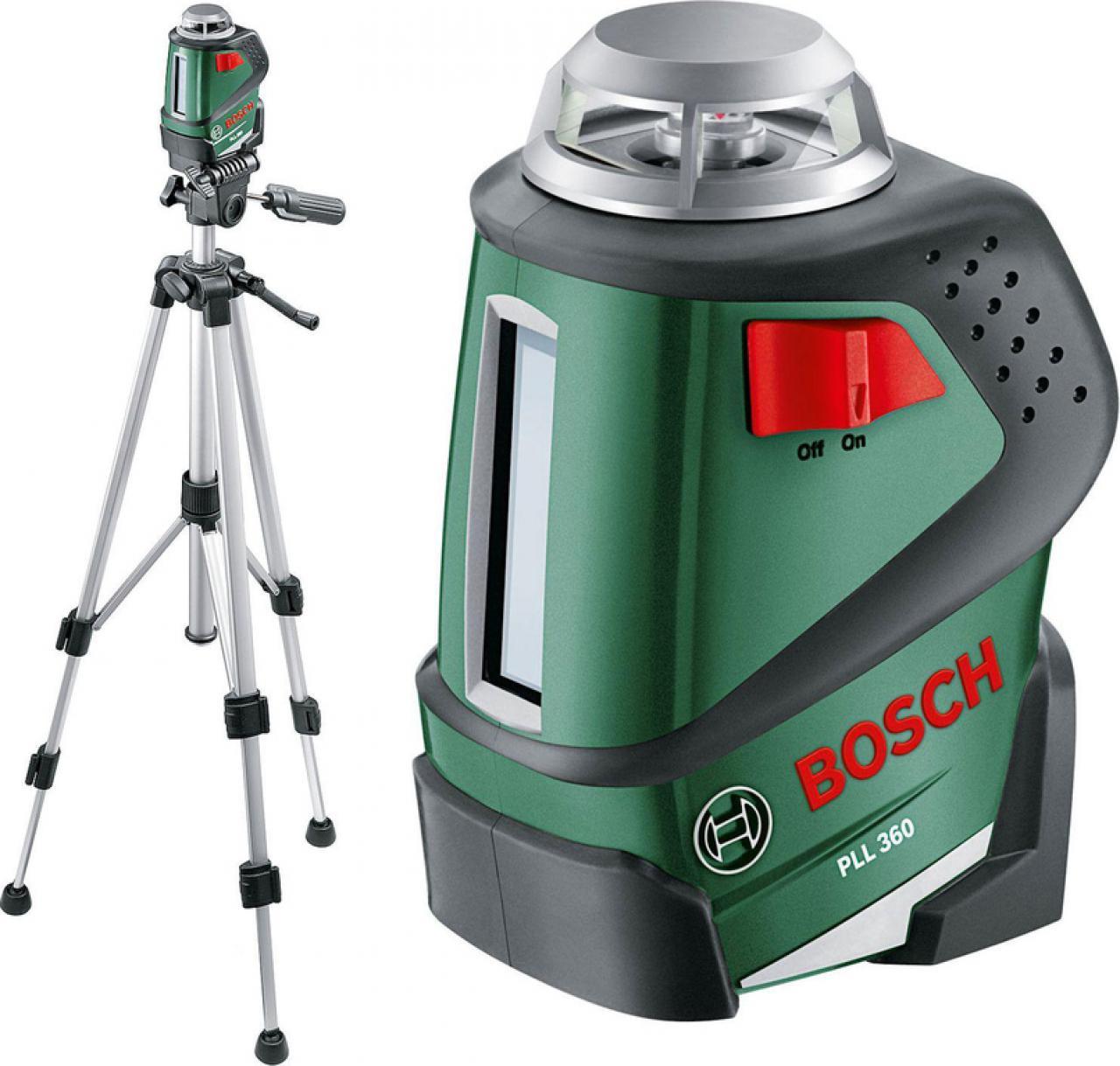 Лазерный нивелир со штативом PLL 360 Set (0603663001)