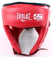 Шлем боксерский EVERLAST, PU