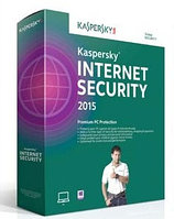 Kaspersky Internet Security на 2ПК/1год