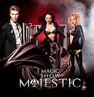 Магическое шоу от группы «MAJESTIC»