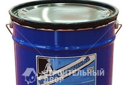 Праймер битумный 16 кг(грунтовка), фото 2