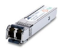 SFP+ Pluggable Optical Module, 10G-SR, 300m, Multi mode, Dual fiber [Tx=850,Rx=850], LC conn. (0 to 70°C)