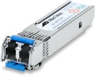 SFP+ Pluggable Optical Module, 10G-LR, 10km, Single mode, Dual fiber [Tx=1310,Rx=1310], LC conn. (0 to 70°C)