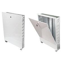 Шкаф для коллектора встраиваемый 670*120*1042 мм