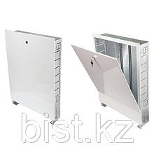 Шкаф для коллектора встраиваемый 670*120*1342 мм