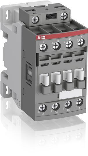 1SBL136001R2101 Контактор AF09Z-30-01-21 с универсальной катушкой управления 24-60BAC/20-60BDC