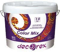 Deсorex-Color Mix 4кг - 14кг