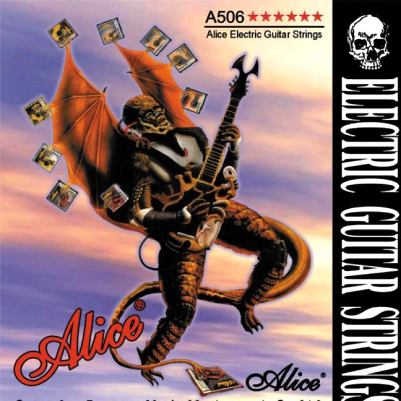 Струны для электрогитары Alice A-506