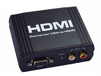"Конвертер ""VGA to HDMI Converter box"""