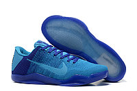 "Кроссовки Nike Kobe XI (11) Low ""Blue Lagoon"" (40-46), фото 1"