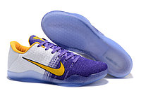 "Кроссовки Nike Kobe XI (11) Low ""Lakers"" (40-46), фото 1"