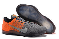 "Кроссовки Nike Kobe XI (11) Low ""Orange Grey"" (40-46), фото 1"
