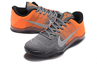 "Кроссовки Nike Kobe XI (11) Low ""Orange Grey"" (40-46), фото 2"