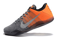 "Кроссовки Nike Kobe XI (11) Low ""Orange Grey"" (40-46), фото 3"