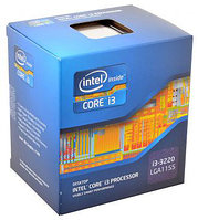 "Процессор ""CPU Intel Core i3 -3220 (3.3GHz) ,3MB Cache,Socket LGA 1155,65W, OEM"""