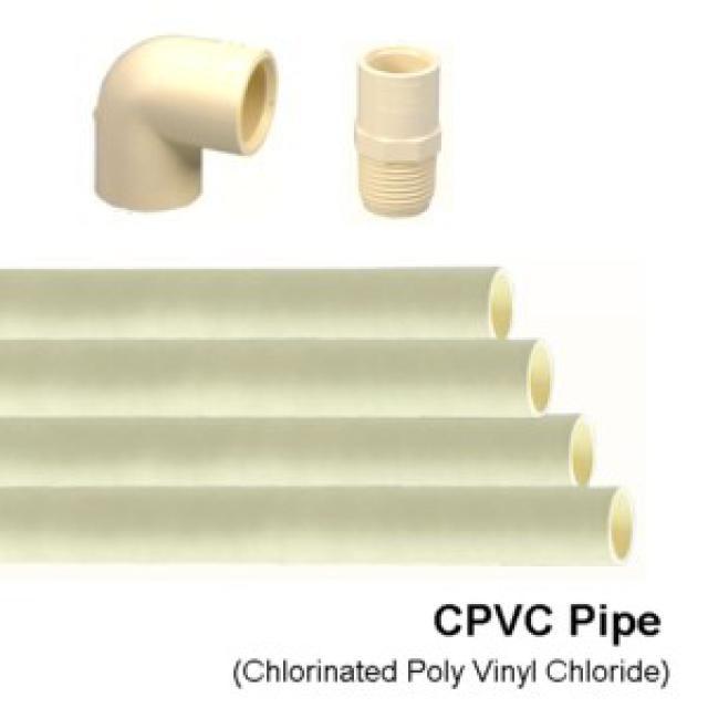 Трубы ХПВХ (CPVC)