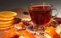 Китайский Зеленый чай с апельсином (100гр.)