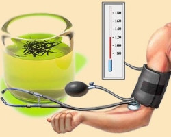 Китайский Зеленый чай от давления 100 гр.