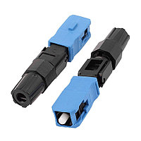 Оптический коннектор SC/UPC SM (Fast)