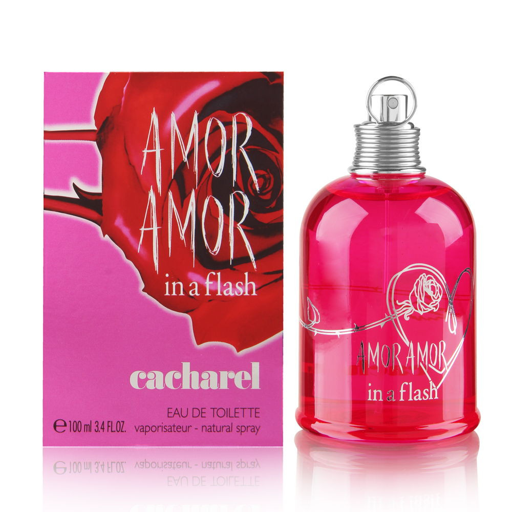 Amor Amor In a Flash Cacharel 100ml Тестер
