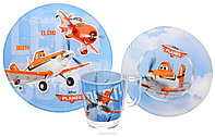 Детский набор Luminarc Disney Planes  из 3-х предметов