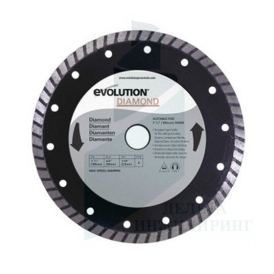 Диск Evolution RAGEBLADE305DIAMOND 305х3,2х22,2 алмазный