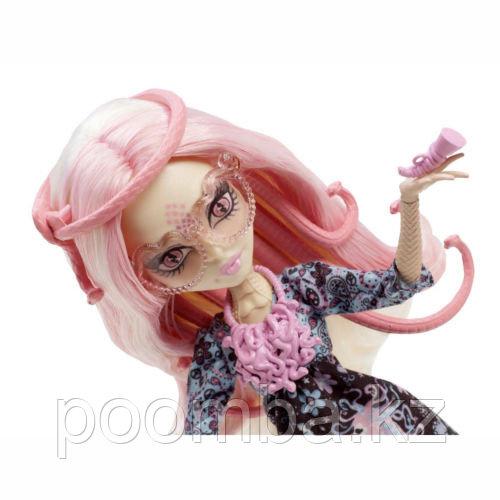 Monster High кукла Монстр Хай Вайперина Горгон Camera, Action! Viperine Gorgon