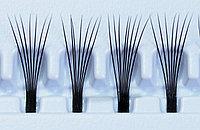 Пучковые ресницы (без узелковые).12мм