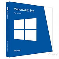 Microsoft Windows 8.1 Professional, 32-bit/64-bit, DVD, BOX