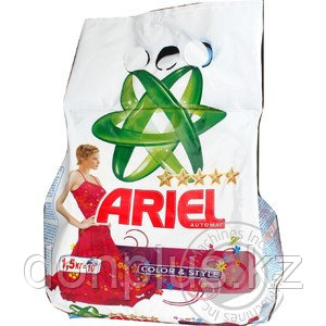 Ariel чистота DELUXE COLOR & STYLE 1.5 кг