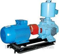 Вакуумный водокольцевой насос ВВН 1-12 с эл. двиг 30/1000 об/мин, фото 1