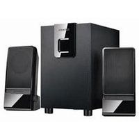 "Колонки ""Microlab  M-100    2.1  with Subwoofer  9W RMS (2,5Wx2 + 4W),Black  кор-8шт"""
