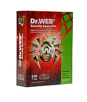 Dr.Web Security Space для 2ПК/1 год