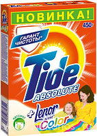 Tide  Lenor touch of scent автомат 450 гр