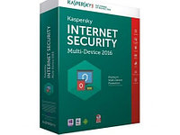 Kaspersky Internet Security 2016 Box 3-Desktop Base