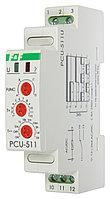 PCU-511U Реле времени программируемое (общего назначения), Многофункциональное. Напряжение 12-264В АС/DC Диапазон выдержки времени 0,1 сек. – 24