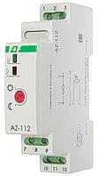 AZ-112 Фотореле (автоматы светочувствительные). Выносной фотодатчик. Максимальный ток нагрузки - 16 А. Din рейка