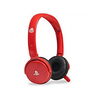 PS3 A4T Stereo Gaming Headset Red 783074