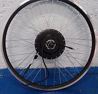 Мотор-колесо редукторное MXUS 500Вт 48В, фото 1
