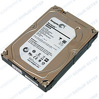 Жесткий диск HDD 3000 Gb Seagate Barracuda (ST3000DM001), 3.5'', 64Mb, SATA III