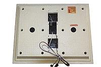 Инкубатор на 70 яиц, с автопереворотом, на 220В/12В/гор вода