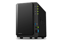 Synology, DS216+II, NAS, сетевой накопитель, схд, система хранения данных, сервер, алматы, казахстан