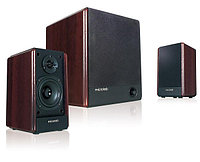 "Колонки ""Microlab  FC-330             2.1  with Subwoofer  63W RMS (18Wx2 + 27W),Wooden finish кор-3 шт"""