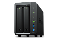Synology, DS716+II, NAS, сетевой накопитель, схд, система хранения данных, сервер, алматы, казахстан