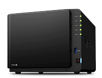 Synology, DS916+ (2GB), NAS, сетевой накопитель, схд, система хранения данных, сервер, алматы, казахстан