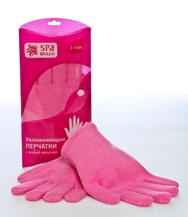 Увлажняющие перчатки SPA GEL